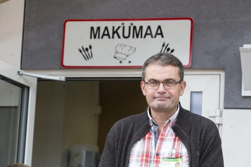 Kulleron päiväkoti Rovaniemen Sinetässä sai Makuaakkoset-diplomin ruokailun kehittämisestä. Rehtori Harri Törmänen