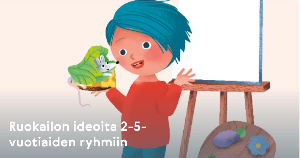 Sydänviikon kuva 2-5 vuotiaiden ryhmiin ideoita